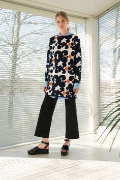 Robe tricotée Laguuna - vêtements Marimekko - Printemps 2016