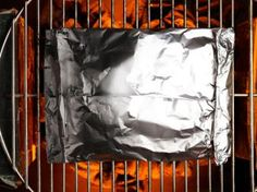 Get ready for summer with #FNMag's list of 50 Things to Grill in Foil!