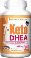 Jarrow Formulas 7-Keto® DHEA