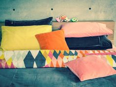 Kip & Co | A fresh alternative in boutique bedding with bright and bold designs to bring a new energy to the home