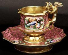 Antique Kornilov Porcelain