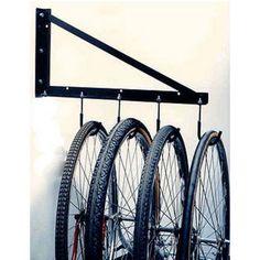 garage bicycle rack by heavy duty pro pinterest