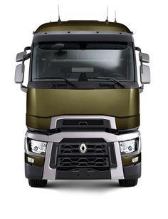 renault t trucks