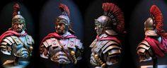 Armamento de las Legiones Romanas: escudos y armaduras (Parte II)