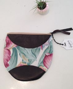 Sophia Pouch by Grey Goods on Little Paper Planes $68