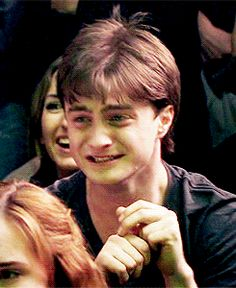 The last day of Harry Potter filming