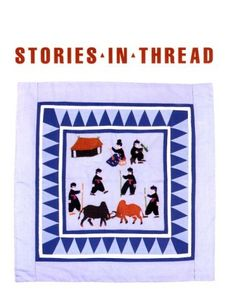 Stories in Thread: Hmong Pictorial Embroideries by Marsha MacDowell http://www.amazon.com/dp/0944311024/ref=cm_sw_r_pi_dp_b6XVwb1FAP1CN
