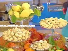 """La ricetta dei bacetti amalfitani di Sal De Riso, il """"Re delle torte"""" della Prova del cuoco. Ingredienti e procedimento."""