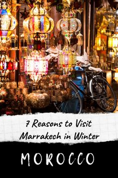 Why you should visit Marrakech in Winter - our top tips for travelling to Morocco during the off peak season in November, December, January and February. Enjoy fewer crowds, cheaper hotels and warm weather. #marrakech #morocco #winter #offpeak #travel #holiday #marrakesh #visit #stay #hotel #december #january #february