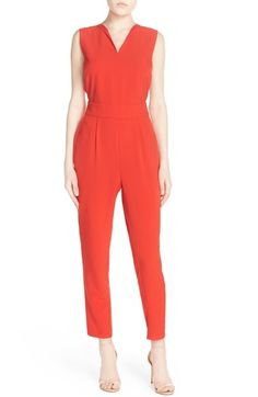 BB Dakota  Keegan  Cutout Crepe Jumpsuit available at  Nordstrom Trouser  Jeans a3d4a47836