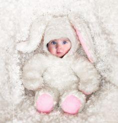 Sweet Baby Easter Bunny
