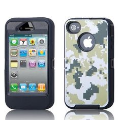 MORE http://grizzlygadgets.com/i-camo-case The majority of types of bottom, Snap-on, Jab, attach and clove personal phone cases become accessible by Body Glove Cell get in touch with unique iphone 4s case. Being from the medical clinic of Texas, seidio case are notorious greatest representing ones own Permanence, design and as a consequence Sophistication. Price $18.71 BUY NOW http://grizzlygadgets.com/i-camo-case