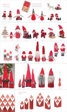 Swedish Tomten Swedish Christmas, Christmas Gnome, Scandinavian Christmas, Scrap Fabric Projects, Fabric Scraps, Swedish Cookies, Xmas Cookies, Wooden Pegs, Christmas Decorations