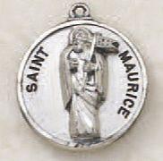 Saint Maurice (Patron of Infantrymen)