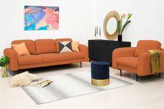Canapea Fixa 3 locuri Skolm Autumn Maple #homedecor #interiordesign #inspiration #interiordesign #sofa #livingroomdecor Sofa, Couch, Living Room Decor, Interior Design, Inspiration, Furniture, Home Decor, Drawing Room Decoration, Nest Design
