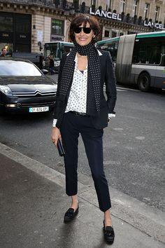 Одри Тоту и еще пять самых стильных француженок - Woman's Day