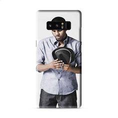 Jason Derulo holding hat Samsung Galaxy Note 5 3D Case Caseperson