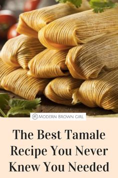 A Tamale Recipe To Pass Down For Generations The best authentic tamale recipe you'll need, courtesy of my abuelita. Authentic Mexican Recipes, Authentic Tamales Recipe, Mexican Food Recipes, Ethnic Recipes, Mexican Tamales Recipe Beef, Hot Tamales Recipe, Mexican Desserts, Chicken Tamales, Gratin
