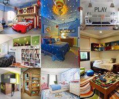 30+ Cool Boys Bedroom Ideas Of Design Pictures Part 40