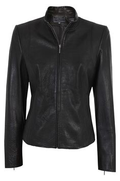 Felicia Leather Jacket   Australian Fashion - Sportscraft