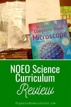 NOEO Science is a elementary and middle homeschool science curriculum that includes everything you need to teach science - teacher's guide, books, and even the experiments! Check out this review from a real user to see if it is right for you Science Projects For Kids, Science Lessons, Teaching Science, Homeschool Science Curriculum, Teacher's Guide, Middle School Science, School Resources, Books, Choices