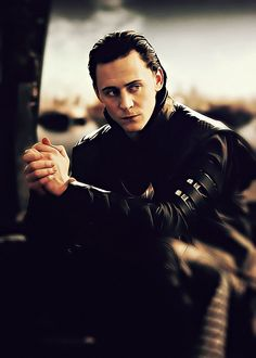 Just like for tony stark, I have an inexplicable crush on Loki/Tom Hiddleston. *sigh*