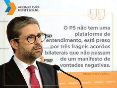 Fragilidade e instabilidade. #acimadetudoortugal