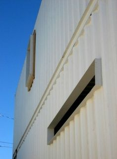 House Tour: Redondo Beach Container House - These would be so strong and safe in Tornado Country