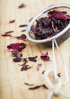 7 maneiras de deixar o chá de Hibisco mais saboroso...