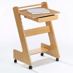This One Is Adjustable And Could Stack Together Like Supermarket Trolleysu003e  Z Mobile Workstation Rolling Laptop Desk