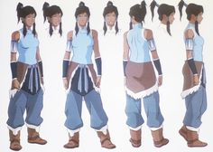 How to make a Korra cosplay - Cosplay.com
