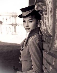 Audrey Hepburn publicity photo for war and peace