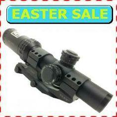 Bushnell AR Optics 1-4x24mm BDC Riflescope and Burris PEPR Mount