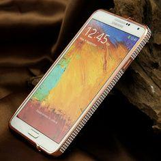 Diamond Metal Bumper   Galaxy Note 3