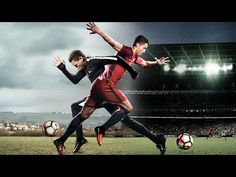 Nike Soccer Presents: The Switch ft. Cristiano Ronaldo, Harry Kane, Anthony Martial & More - YouTube