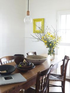 Byron Bay Holiday House Dining Room