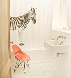 Een nieuwe badkamer voor geen geld / www.woonblog.be
