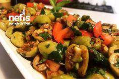 Antakya Usulü Zeytin Salatası