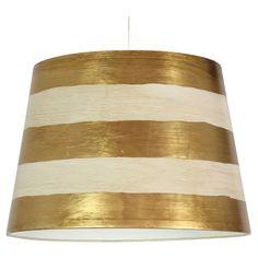 Lampa sufitowa wisząca zwis AMERICANO w złote paski 31-32324, Candellux