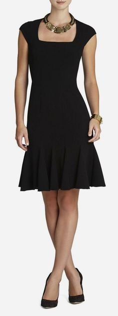 BCBG. Super cute LBD.