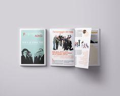 """Consultate il mio progetto @Behance: """"Propaganda Mag""""…"""