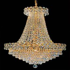 Small-Crystal-Chandeliers
