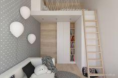 Children's room by mirai studio - Room Divider Bedroom Loft, Girls Bedroom, Student Room, Ideas Geniales, Kids Room Design, Cool Beds, Dream Rooms, House Rooms, Room Inspiration