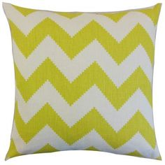 The Pillow Collection Maillol Zigzag Bedding Sham