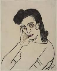 Resultat d'imatges de alice neel draws