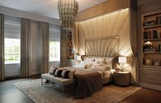 Get inspired with this Luxury House in Central London by MK Design
