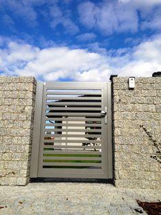 aluCONCEPT - new line of our aluminium fencings