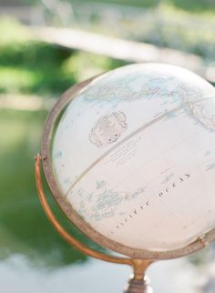 Nautical Wedding Inspiration: turn into card holder or honeymoon fund?