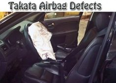 More than 14 million vehicles have been recalled by 11 automakers including Honda, Toyota, BMW, Nissan, Chrysler and Mazda due to the defect in the airbags made by Takata.  These airbags explodes in frontal crash with the piece of shrapnel flying that can cause serious injuries and death of the occupants in the vehicle.