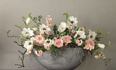 Decoratieschaal gemaakt door Decoratiestyling www.decoratiestyling.nl